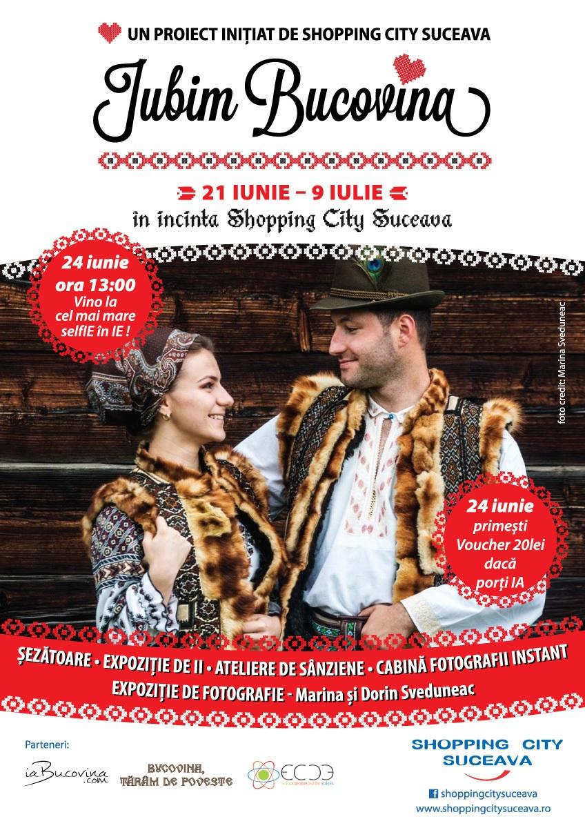 Sărbătorește Ziua Universală a iei, la Shopping City Suceava!