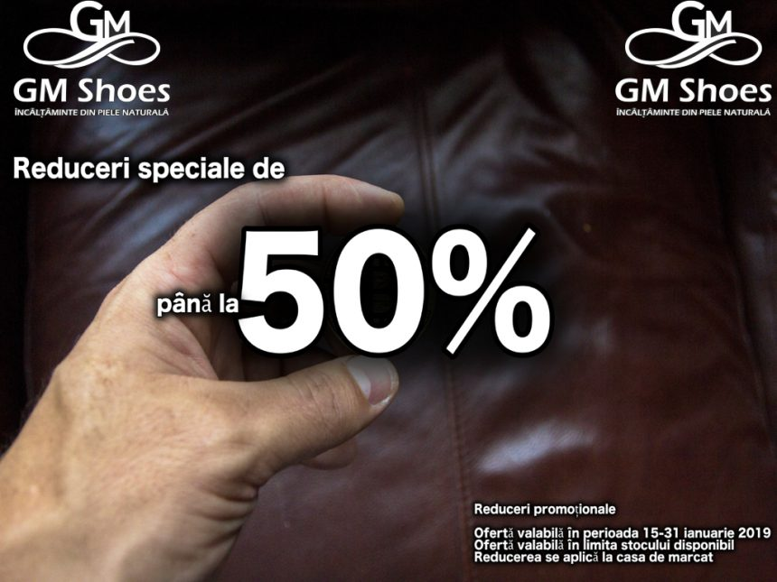 Grazie Mille – reduceri promotionale de pâna la 50%.