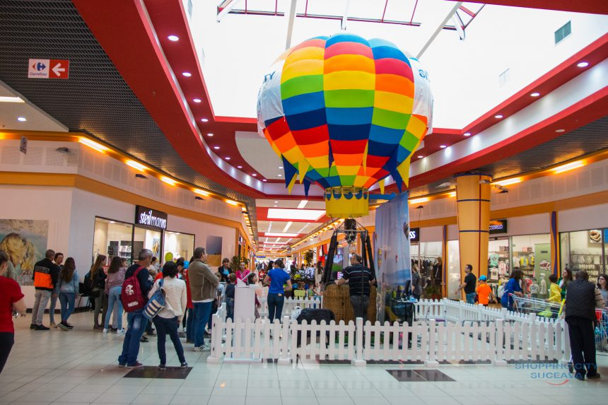 VR Balloon la Shopping City Suceava!