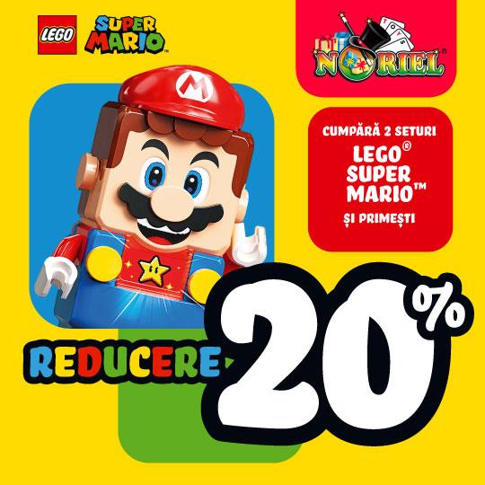 LEGO Super Mario si Maia Balerina la Noriel