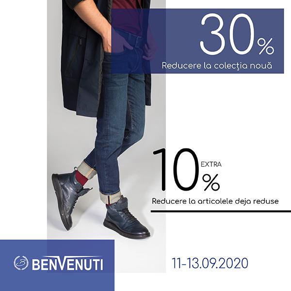 Colecție nouă la Benvenuti