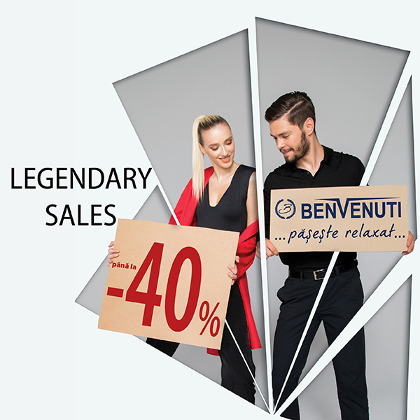 LEGENDARY SALES BENVENUTI